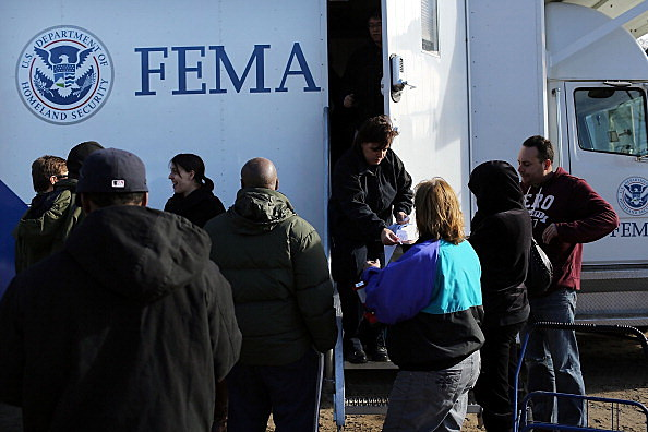 FEMA mobile unit