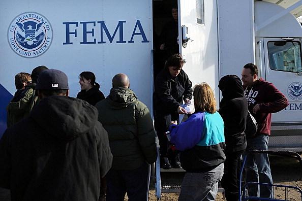 FEMA mobile unit