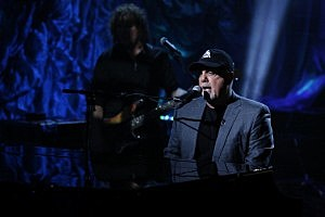 Billy Joel participates in NBCUniversal's Hurricane Sandy: Coming Together Relief Benefit