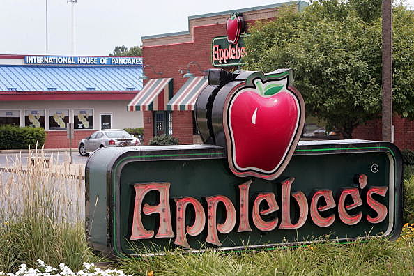 Applebee's sign