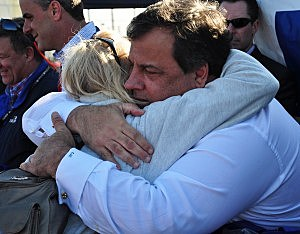 Governor Christie - Hurricane Sandy