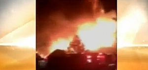 Indianapolis home explosion