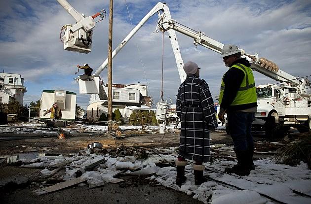 Bob Hanna, President of the Board of Public Utilities updates NJ on Restoration Efforts