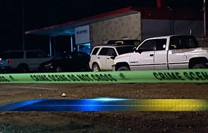 Police tape surrounds APK Auto Repair in Toms River