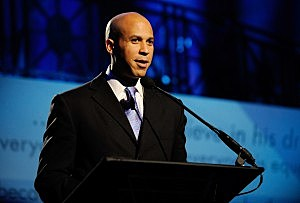 Newark Mayor Cory Booker (Larry Bussaca, Getty Images)