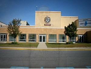Eastern High School in Voorhees