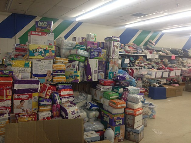 Toms River Donation