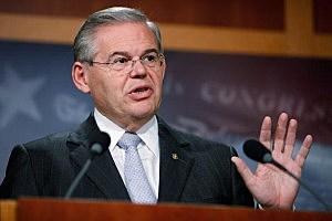 U.S. Sen. Robert Menendez (D-NJ)