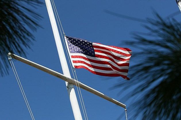 Navy - American Flag