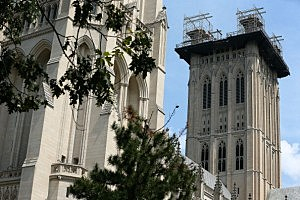 Restoration Of Washington National Cathedral