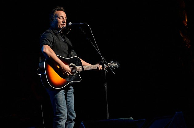 Could Bruce Springsteen write an album for Hurricane Sandy?