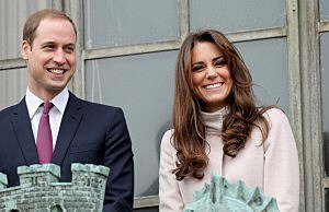 Catherine, Duchess of Cambridge and Prince William, Duke of Cambridge