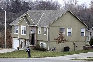 The residence of Kasandra Perkins
