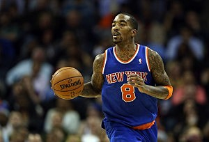 J.R. Smith, New York Knicks