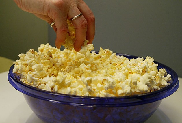 Is popcorn healthy alternative?