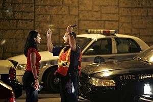 DUI Checkpoints During Holiday Season in NJ