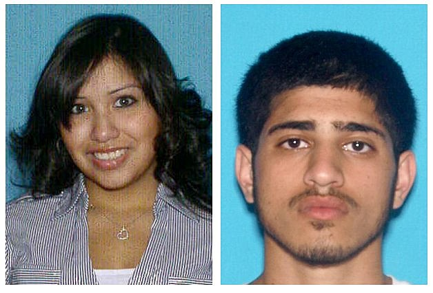 From left to right: Missing girl Shamyra Rojas and boyfriend Ahmed Hassasn Dar (Nutley Police Dept.)