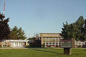 Griebling School in Howell