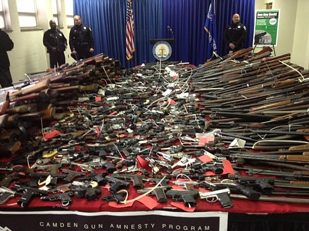 Hudson and Union County Gun Amnesty Program is this ...