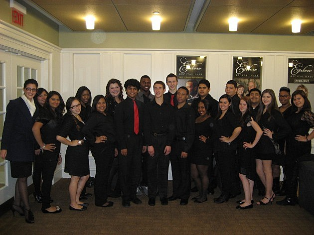 North Brunswick High School Choir