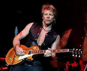 Jon Bon Jovi(Ethan Miller/Getty Images