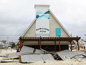 Mamalukes Pizza, Belmar