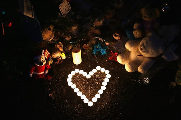 Connecticut Town Continues To Mourn Loss Of 26 In School Shooting