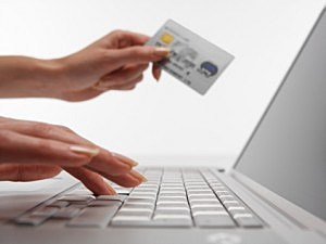 credit card payment over the computer