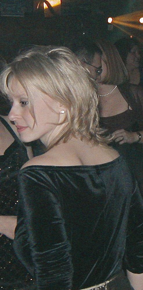 Alison from Hamilton - Contestant in the Dennis and Judi Cutie Contest