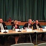 Board of Public Utilities public hearing on utility response to superstorm Sandy