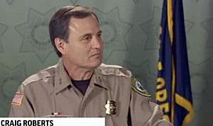 Clackamas County Sheriff Craig Roberts