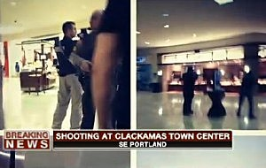 Photos from inside Clakamas Town Center during shooting