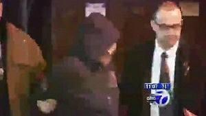New York subway suspect