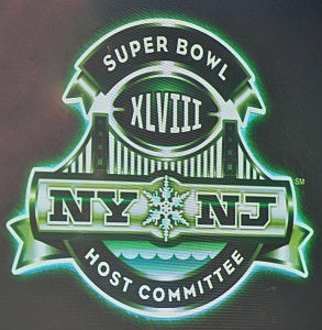 2014 Super Bowl at Met Life Stadium