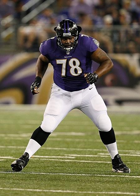 Bryant McKinnie - Baltimore Ravens