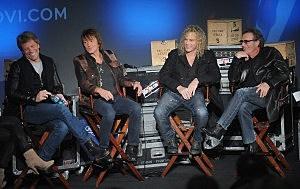 Bon Jovi discusses their new album and 2013 Tour