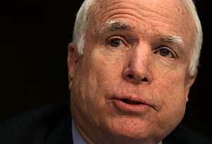 Senator John McCain (Getty Images)