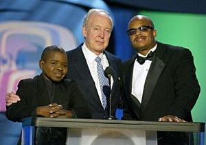 (L to R) Actors Gary Coleman, Conrad Bain and Todd Bridges at the 2003 TV Land Awards