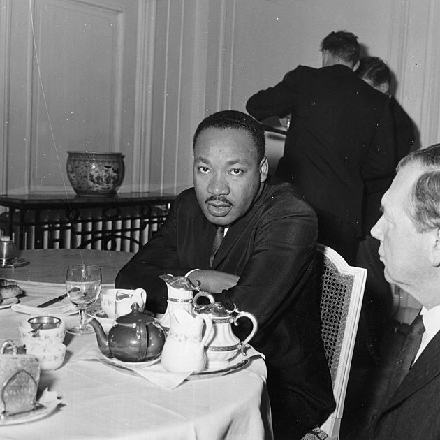 Remembering Dr Martin Luther King, Jr.