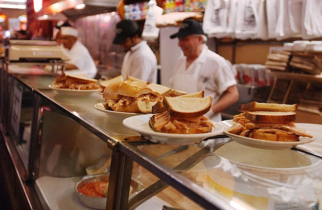 Where is the best deli in New Jersey?