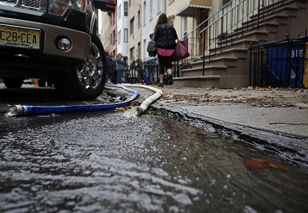 Hoboken post-Sandy