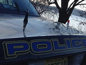 NJ police car