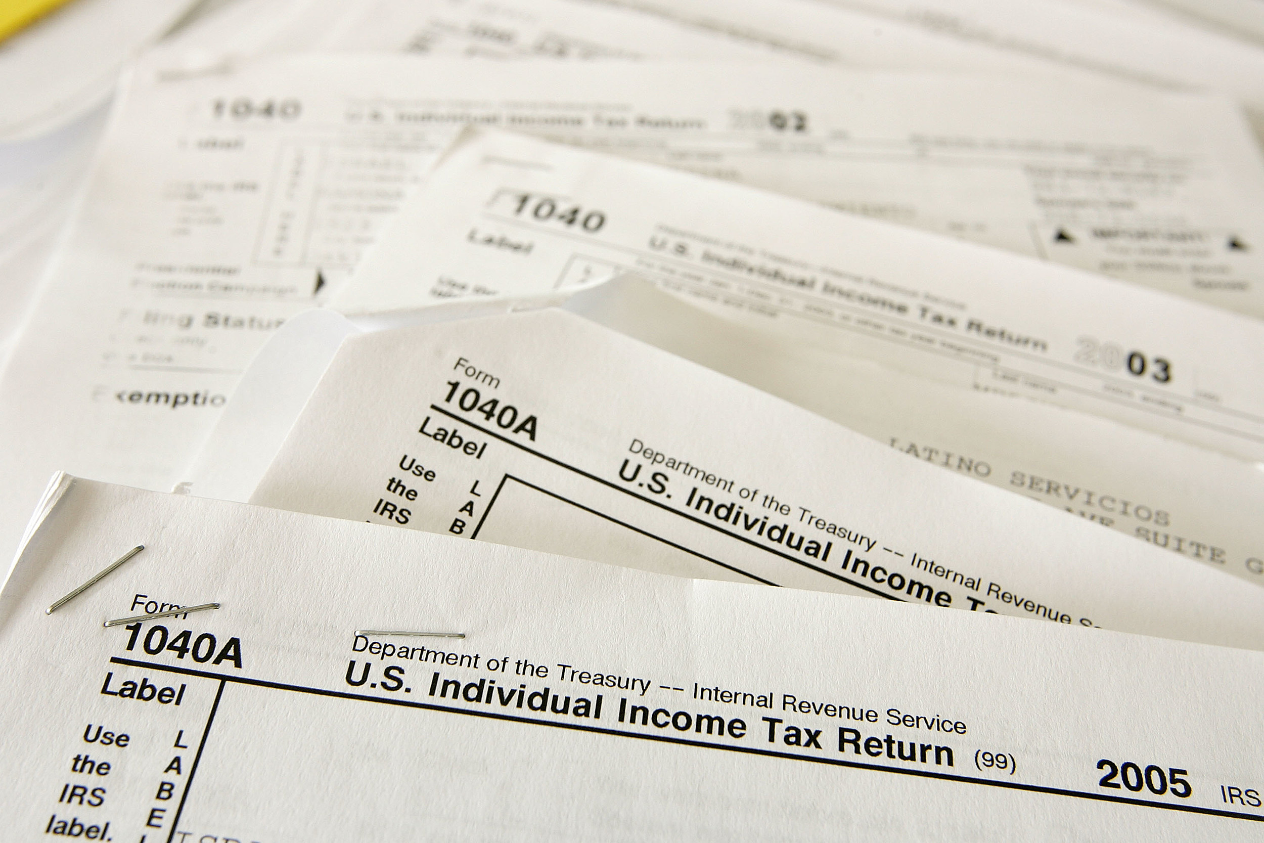 IRS Releases \'Dirty Dozen\' Tax Scams