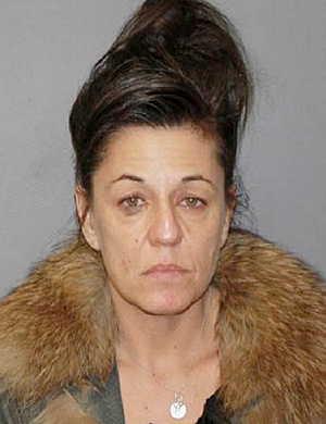 Voorhees hit and run driver Michele Toussaint