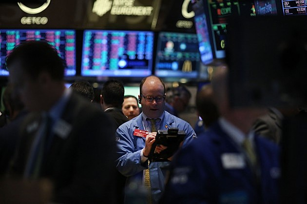 U.S Stocks Surge Upwards In 2013