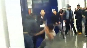 Fight inside Cherry Hill Mall