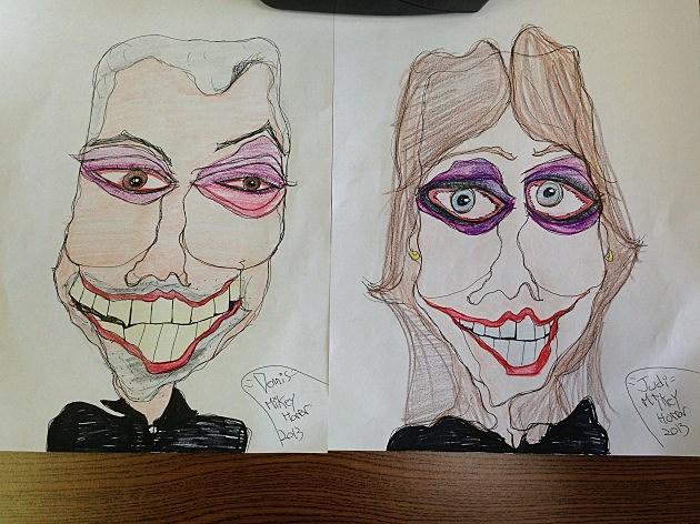 dennis and judi portrait
