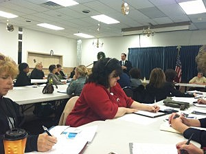 Ocean County's Long Term Recovery Committee meets