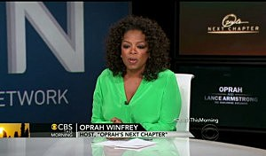 Oprah Winfrey discusses Lance Armstrong interview on CBS This Morning