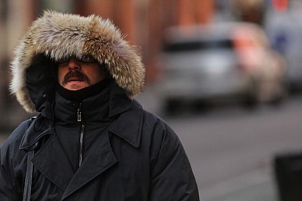 Frigid Temperatures Blast Northeastern U.S.